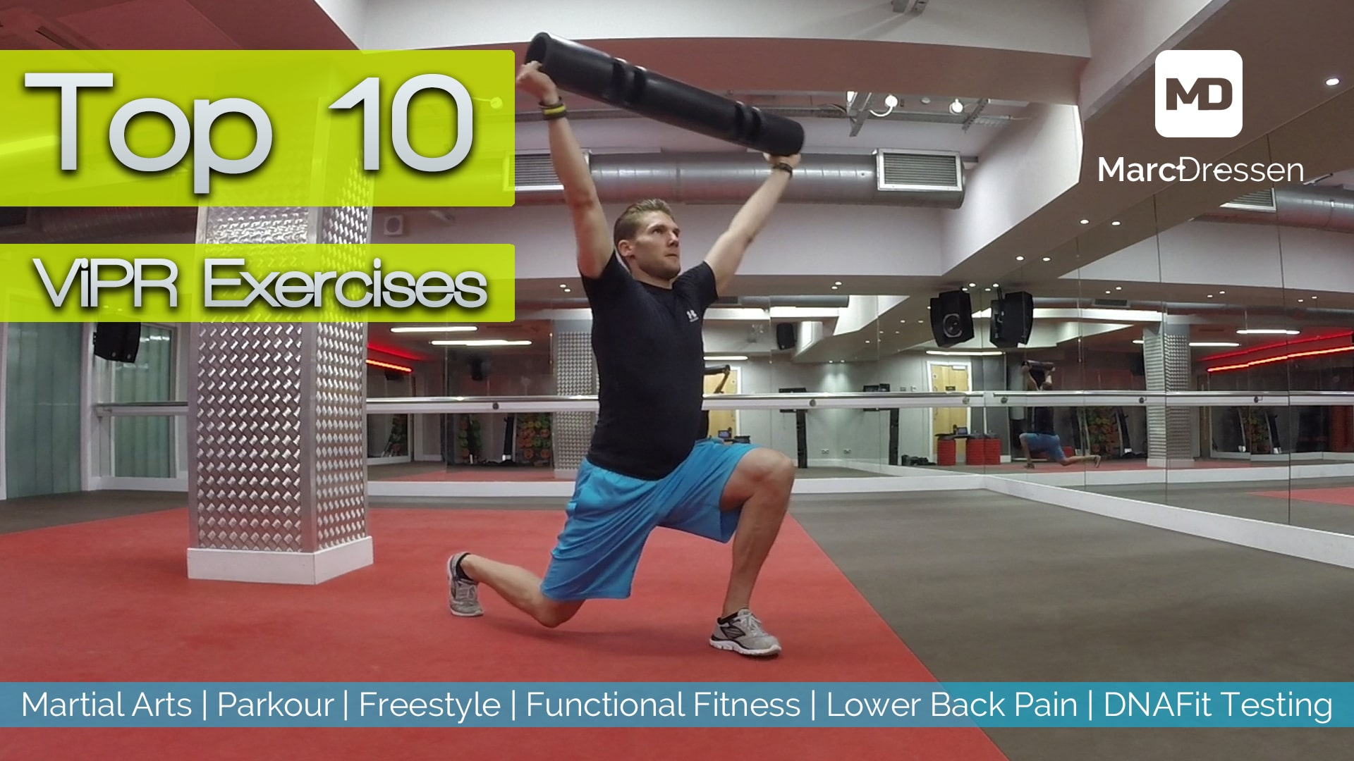 Top 10 ViPR Exercises