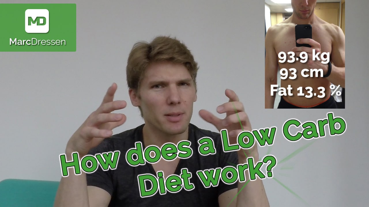 How To Get Six Pack Abs – How Does A Low Carb Diet Work?