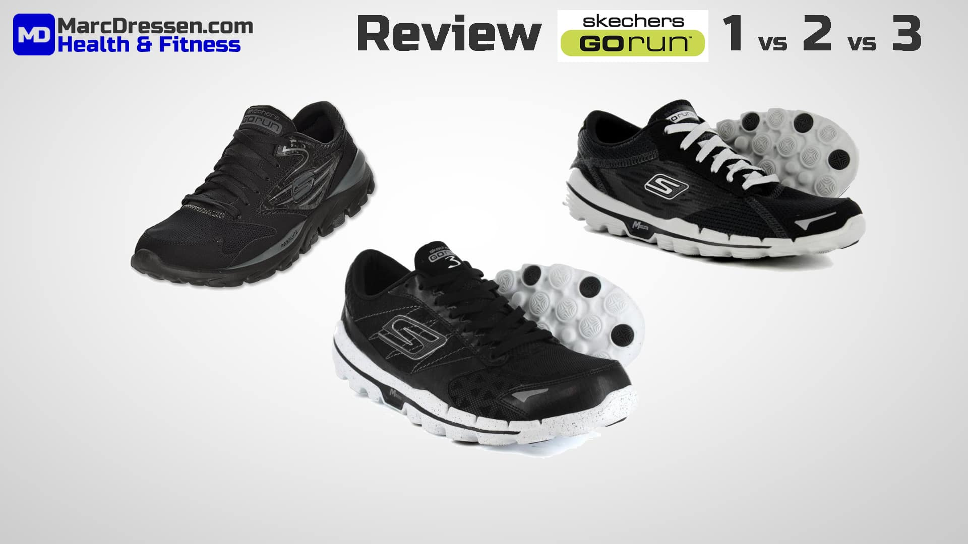 Sketchers Go Run 1 Vs 2 Vs 3 – Ultimate Review