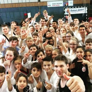 Taekwondo Martial Arts Camp in Attendorn 2015