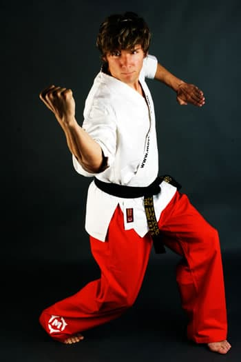taekwondo martial arts personal trainer london baker street marc dressen top personal training london