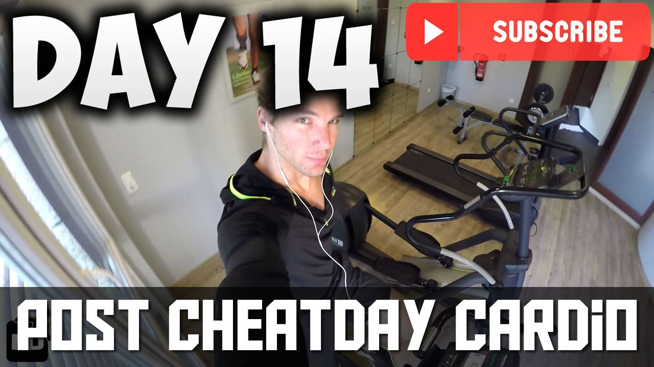 [Day14] – 30 DAY FITNESS CHALLENGE… The Day After My Cheat Day ? – When To Use Lifting Straps?