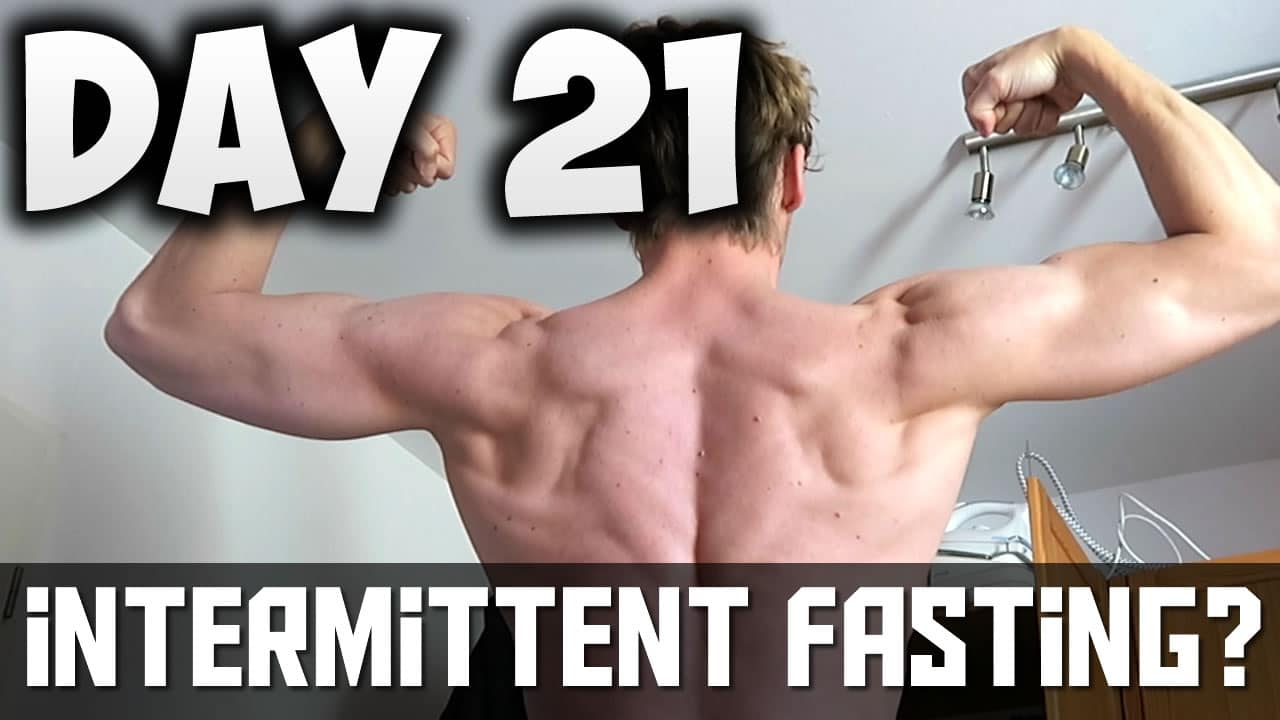 [Day21] – 30 DAY FITNESS CHALLENGE… Kids Weightlifting? – Food Challenge? – Intermittent Fasting?